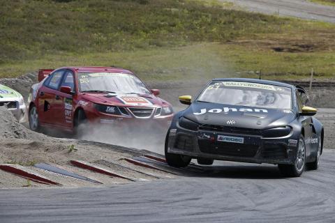 EM-framgångar för Volkswagen inför rekordpublik i Höljes