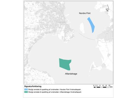 HOFOR får forundersøgelsestilladelser til to havvindmølleprojekter i Øresund