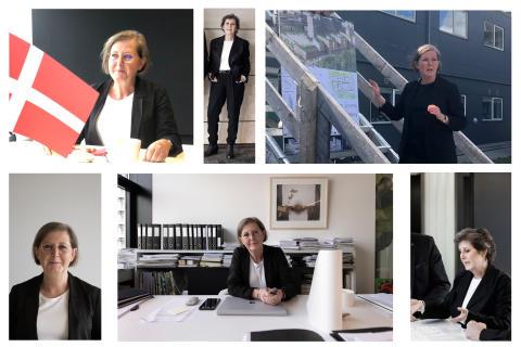 Mette Dan-Weibel 60 år