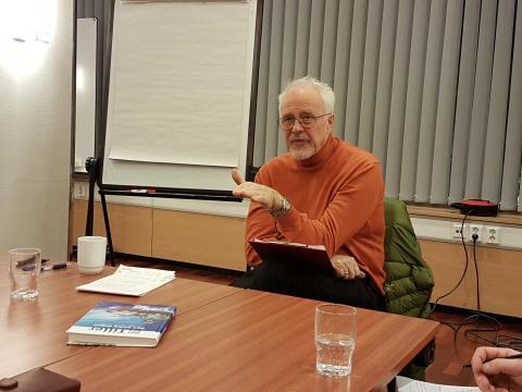 Norske professorn framhäver Niemis klokskap om identitetens betydelse för lärandet.