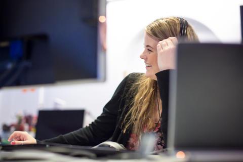 Nackademin satsar på nytt utbildningskoncept för att möta stort kompetensbehov inom IT
