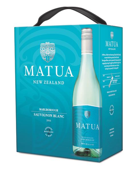Prisat vinhus från Nya Zeeland lanserar Sauvignon Blanc i 1,5 l Bag-in-box