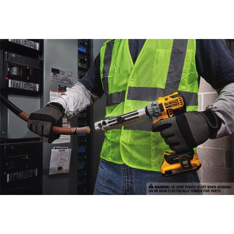 DEWALT® Expands Tools for Electrical Trades