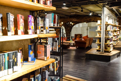 Deichman åpner unikt bibliotek på Stovner senter