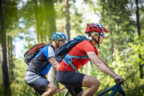 Cykelnätverket Biking Dalarna växer