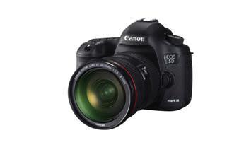 Canon, marknadsledare inom digital bild, lanserar ny firmware för EOS 5D Mark III – förbättrade funktioner för stillbildstagning och filminspelning