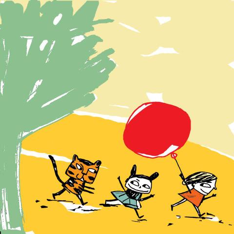 Tigern säger Grr, 21 september 13.00