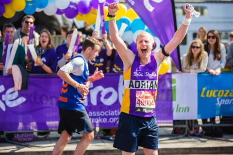 ​The Stroke Association calls on Yorkshire runners to help conquer stroke