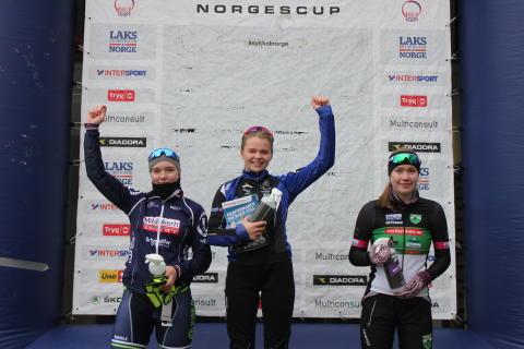 Sesongåpning for NorgesCup Sykkelkross