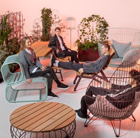 News at Stockholm Furniture Fair & Design Week