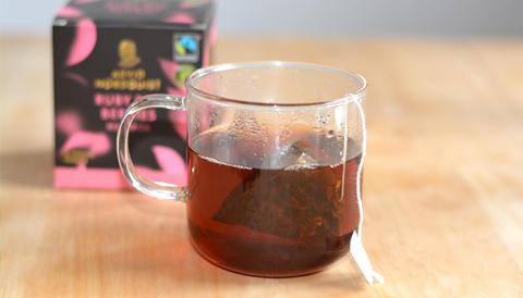 Nu går startskottet för Te-drickandet i Sverige!