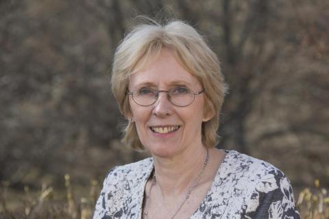 Lena Gustafsson, professor emerita Umeå universitet