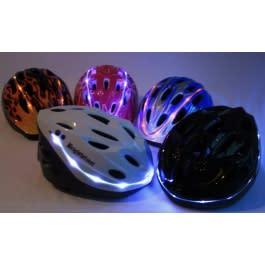 Brighthelmet - En lysande cykelhjälm som hjälper dig att synas på ett nytt coolt sätt!
