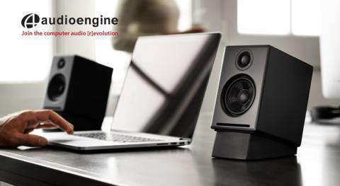 Ny version av Audioengines populära skrivbordshögtalare A2 lanseras nu
