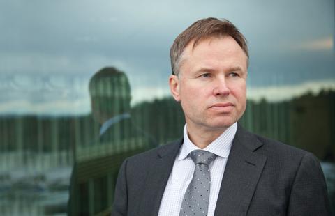 Visman CEO, Øystein Moan