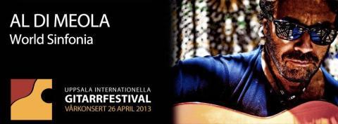 Vårkonsert med Al di Meola