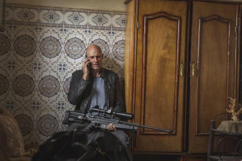 Mark Strong i spionserien Deep State - Premiär på FOX april 2018