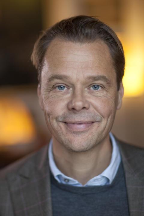 Jonas Steken Magnusson, SVT,  nominerad till Årets Berättare