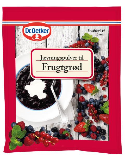 Dr. Oetker Jævningspulver til frugtgrød