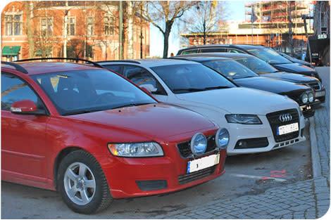 Parkeringsprogram för hållbar stadsutveckling