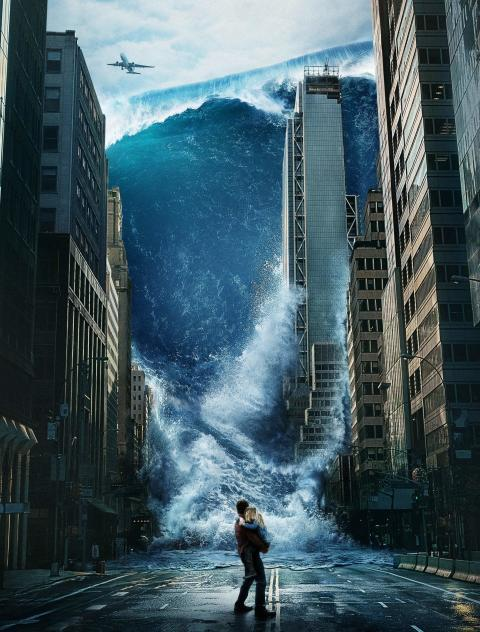 GEOSTORM - Storslået katastrofefilm med Gerard Butler
