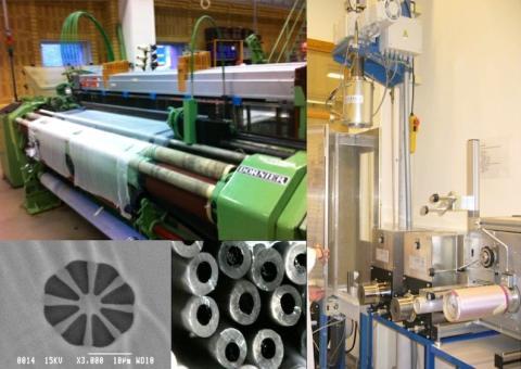 Paxymer i PP-fiber – en vinnare i Mistra Innovations utlysning om totalt 17 miljoner