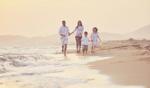 Norske familier vil ha varme i vinterferien