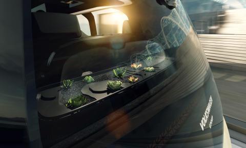 Volkswagens Sedric - selvkørende ind i fremtiden