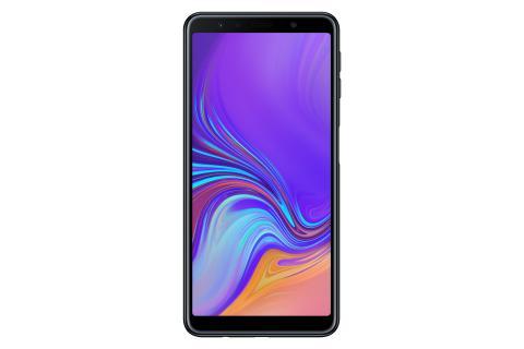 Samsung Galaxy A7_Front_Black
