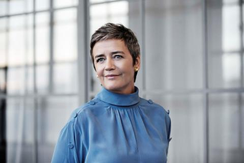 European Commission's Executive Vice President Vestager visits Graphene Flagship Headquarters in Sweden