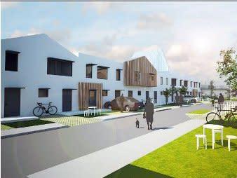 Titania vinner anbudstävling avseende nyproduktion av 99 bostäder i Arninge-Ullna i Täby kommun!