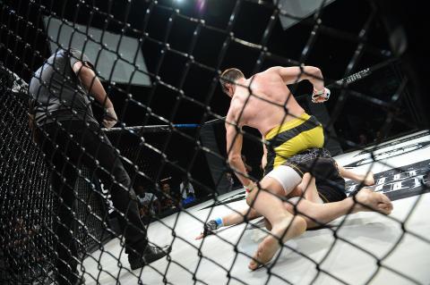 Bookmaker: Patrick Nielsen får kæmpe prygl i MMA-brag