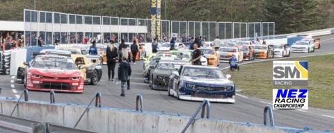 V8 Thunder Cars kalender 2017 – SM och NEZ
