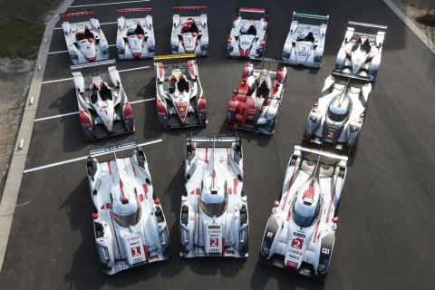 Le Mans segrare 2000-2014