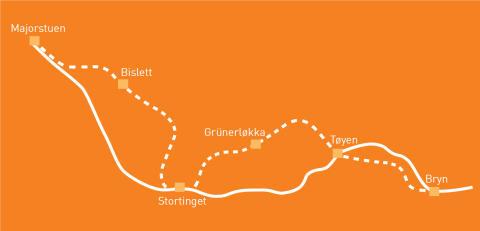 Nå starter arbeidet med planleggingen av ny T-banetunnel