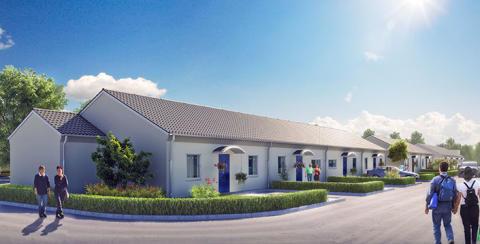 Byggstart för nya hyresrätter i Hammarslund, Kristianstad