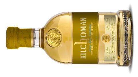 Exklusiv lansering av Kilchoman Sauternes Cask Matured – 180 flaskor till Sverige