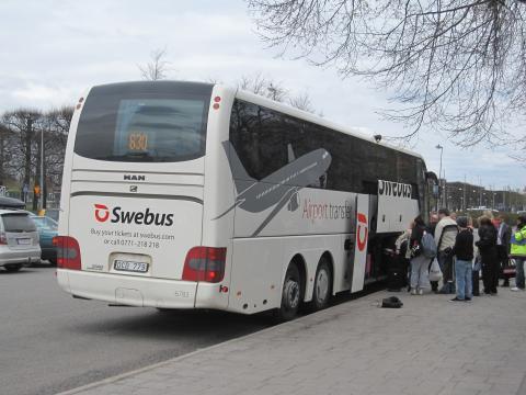 Swebus Flygtransfer 1