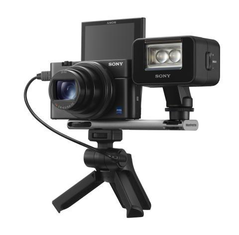 Neuer Griff für Sony Kameras der RX0 und RX100 Serie