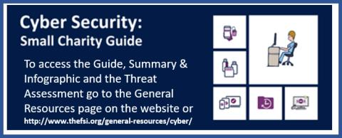 Cyber Security: How to Protect your Small Charity