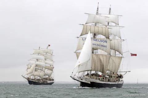 ASTO Small Ships race Cowes 2018 0753 ©max@tallshipstock.com