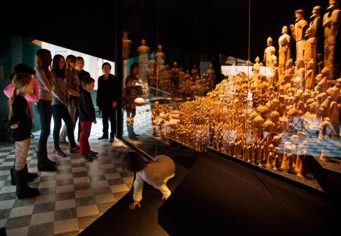 Sagolördagar på Medelhavsmuseet
