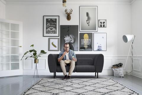Actionjunkie, serieslukare eller sportnörd: Nytt tv-test hjälper svenskarna att välja program