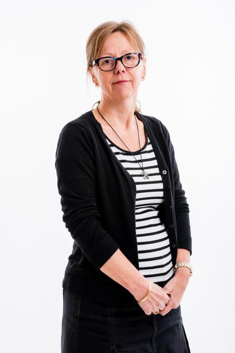 Britt-lis Bivall. Foto: Niklas Lundengård