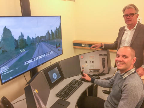 Thiago testar simulator