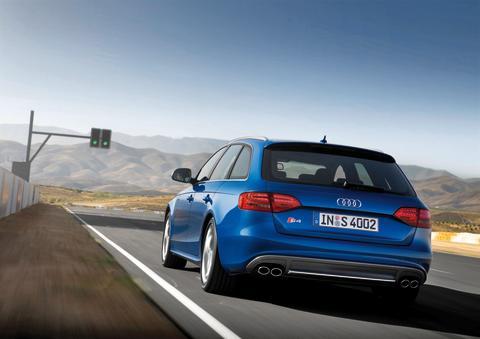 Audi S4, bild 4