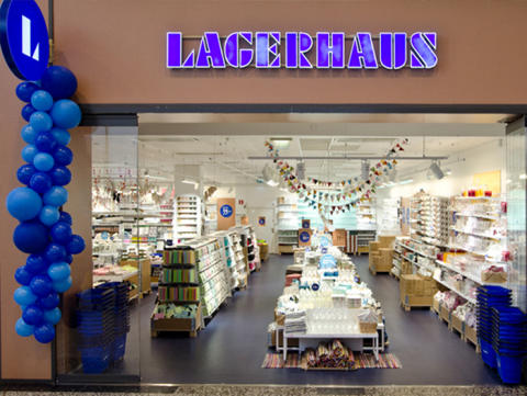 Now Lagerhaus Presents its New Store Concept