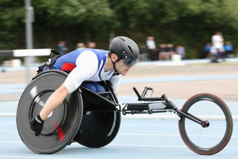 Toby Gold is selected as SportsAid's August athlete of the month