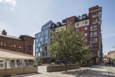 KeyPlants hyr centralt kontor av Castellum i Stockholm