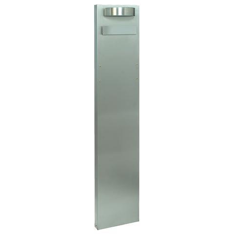 P63020 MEFA Stander 63 Rustfri stål